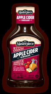 Apple Cider Vinegar Barbecue Sauce