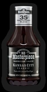 Kansas City Classic Barbecue Sauce