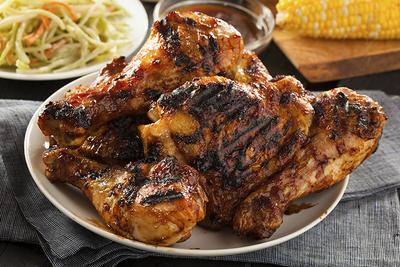Caribbean Island Chicken