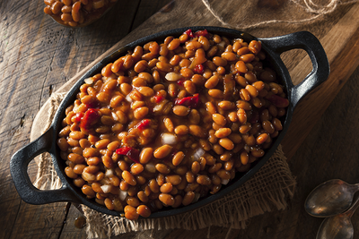 Classic Barbecue Baked Beans