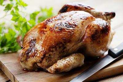 Mahogany Chicken