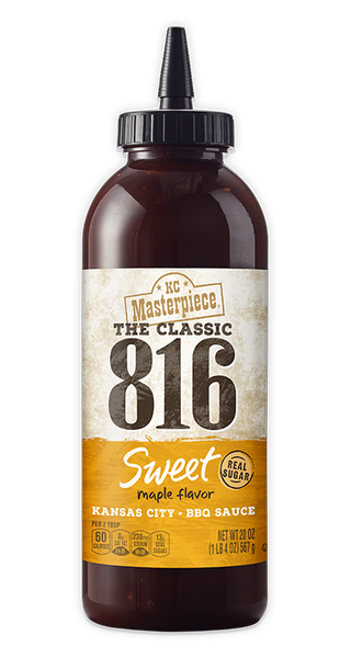 816 SWEET BARBECUE SAUCE